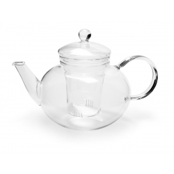 Mikado glass teapot 1.2 l