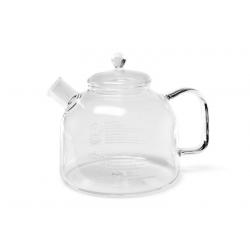 LEA - glass teapot