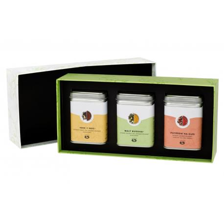 Exclusive aroma mini – Geschenkpackung