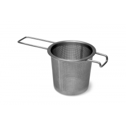 Stainless steel strainer, upper diameter 6 cm