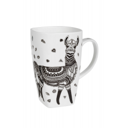 Lama 0.6 l - fine bone china mug