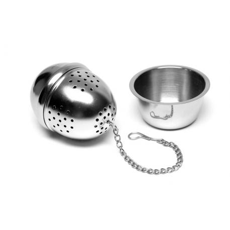 Egg - stainless steel infuser