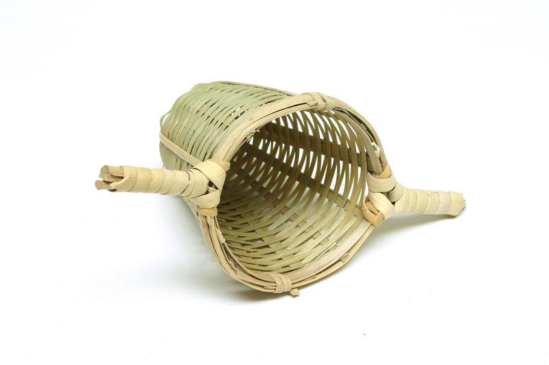 Bamboo Strainer - 2 handles