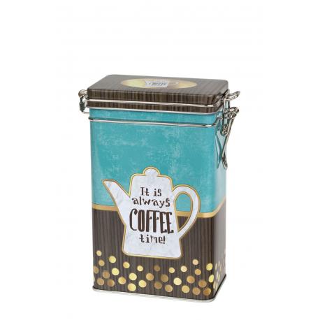 Blue coffee 250 g hranatá s klipom