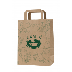 Oxalis Paper Shopping Bag - large