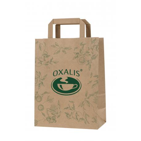 Papírová taška OXALIS - velká