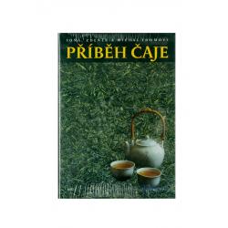 Příběh čaje - kniha