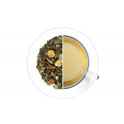 Čaj císařů - zelený,aromatizovaný 1 kg