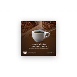 Letáček Káva