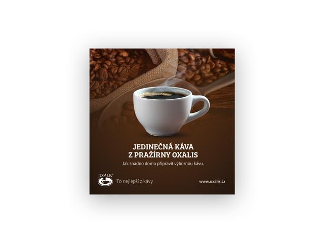 Coffee leaflet