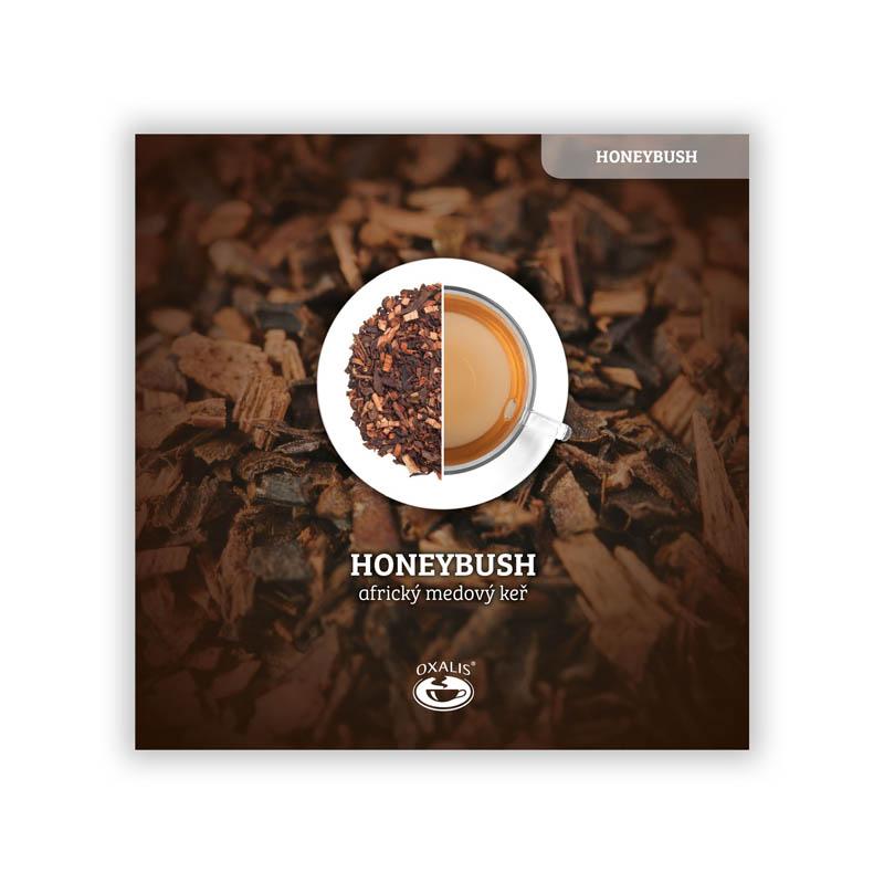 Letáček Honeybush