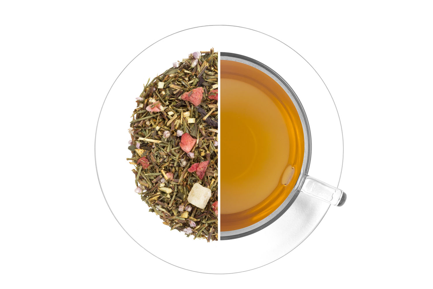 Rooibos Strawberry Delight 70 g