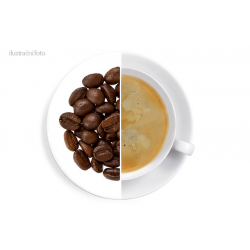 Belgické pralinky bez kofeinu - 1 kg káva, aromatizovaná