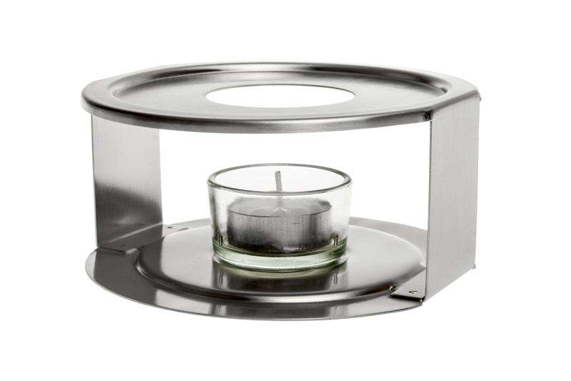 Stainless Steel Warmer 12 cm