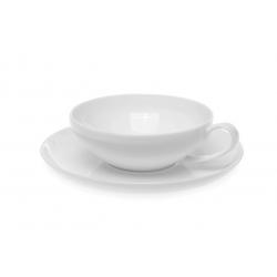 Pangi 0.15 l - porcelain cup and saucer