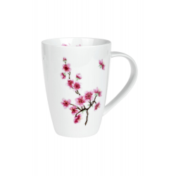 Cherry 0.6 l - porcelain mug