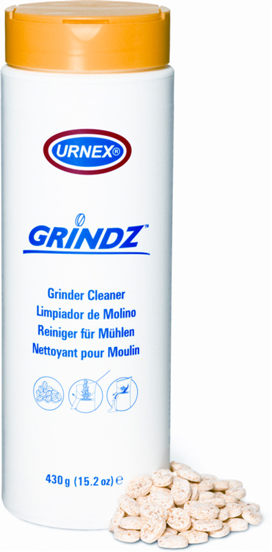 Grindz - coffee grinder cleaning tablets
