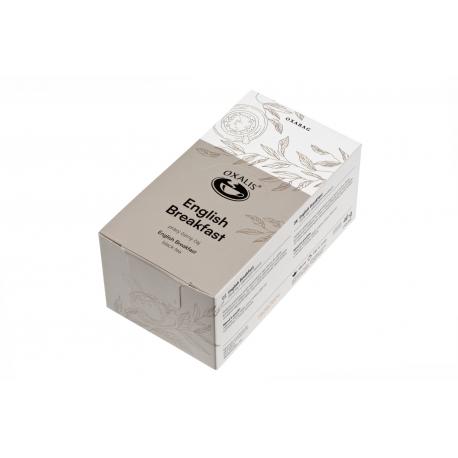 English Breakfast Tea - OXABAG (10 tea bags x 4g)