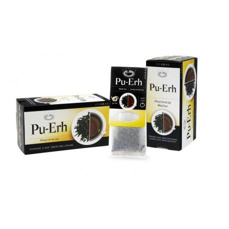 Pu-Erh - OXABAG (10 Tüten x 4g)