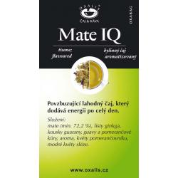 Maté IQ paper card