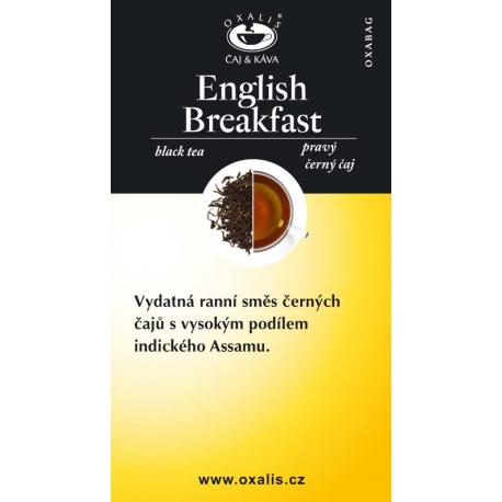 Karte English Breakfast
