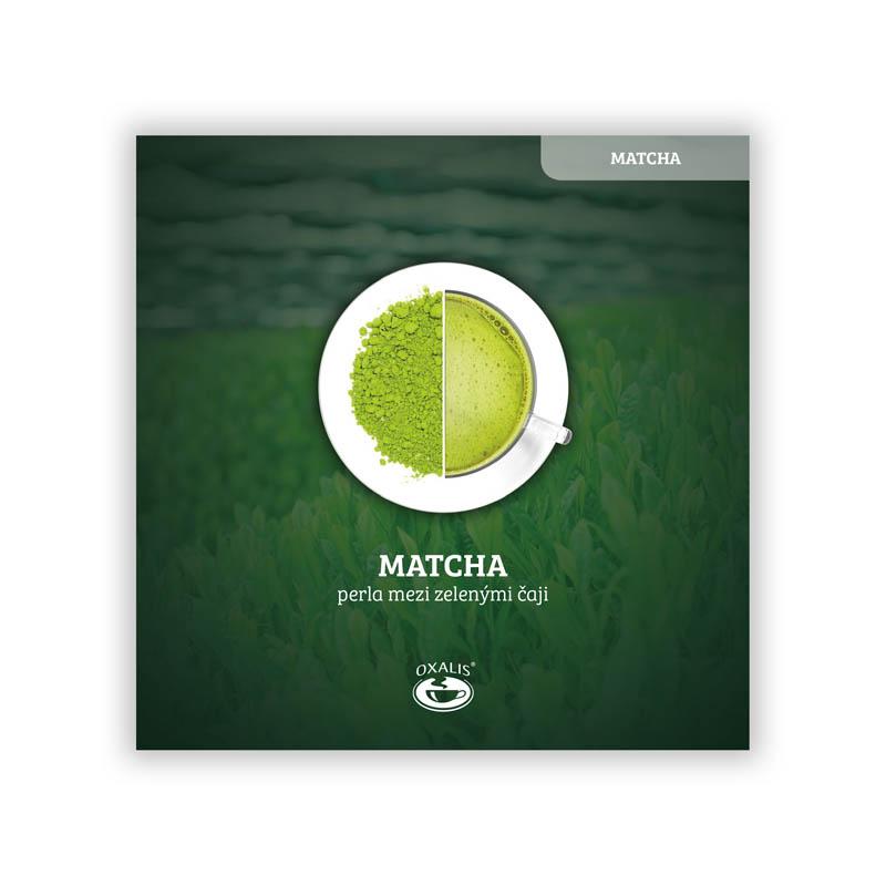 Matcha Leaflet