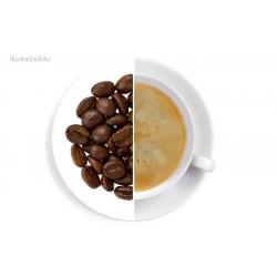 Kokosový dort - 1kg káva, aromatizovaná