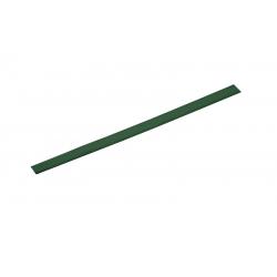Spony na sáčky - zelené sekané