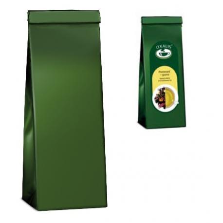Sáček třívrstvý - zelený na čaj 50 - 100g