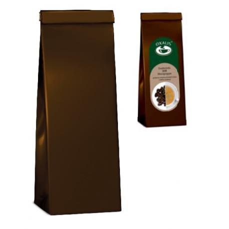 3-ply bag for tea - brown 250 g