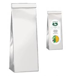 2-ply bag for tea - white (8 x 5 x 20 cm) - herbs