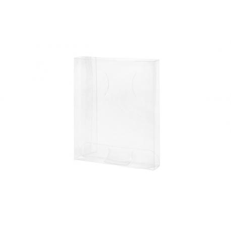 Pocket for labels - transparent