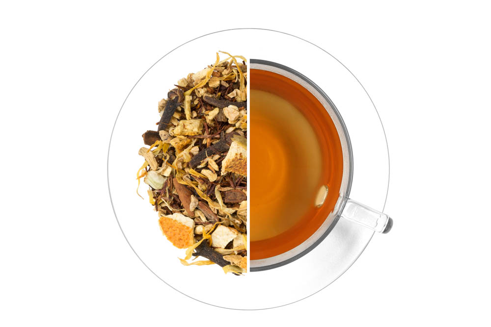 Ayurvedic Tea Spiced Orange