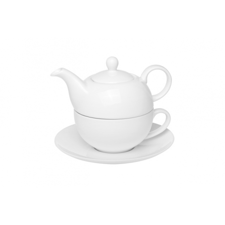 Phillip - fine bone china tea set for one