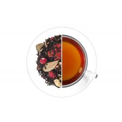 Červené plody - černý,aromatizovaný 1 kg