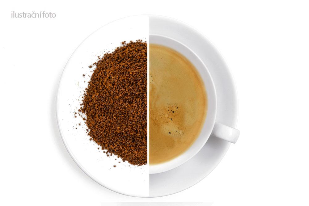 Křupavé mandle 150 g - káva,aromatizovaná,mletá