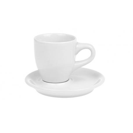 Tasse Espresso Luka 0,05 l mit Untertasse