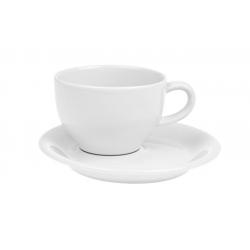Šálek latte Luka 0,23 l s podšálkem