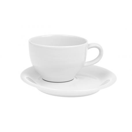 Tasse latte Luka 0,23 l mit Untertasse