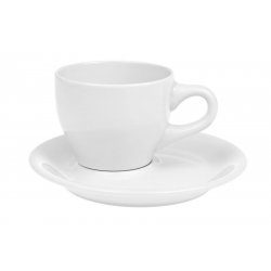 Luka cappuccino cup and saucer 0.18 l