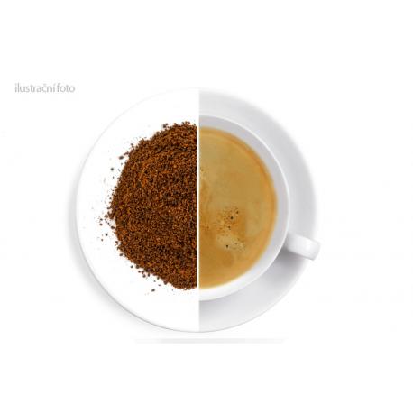 Pomeranč - čokoláda 150 g - káva,aromatizovaná,mletá