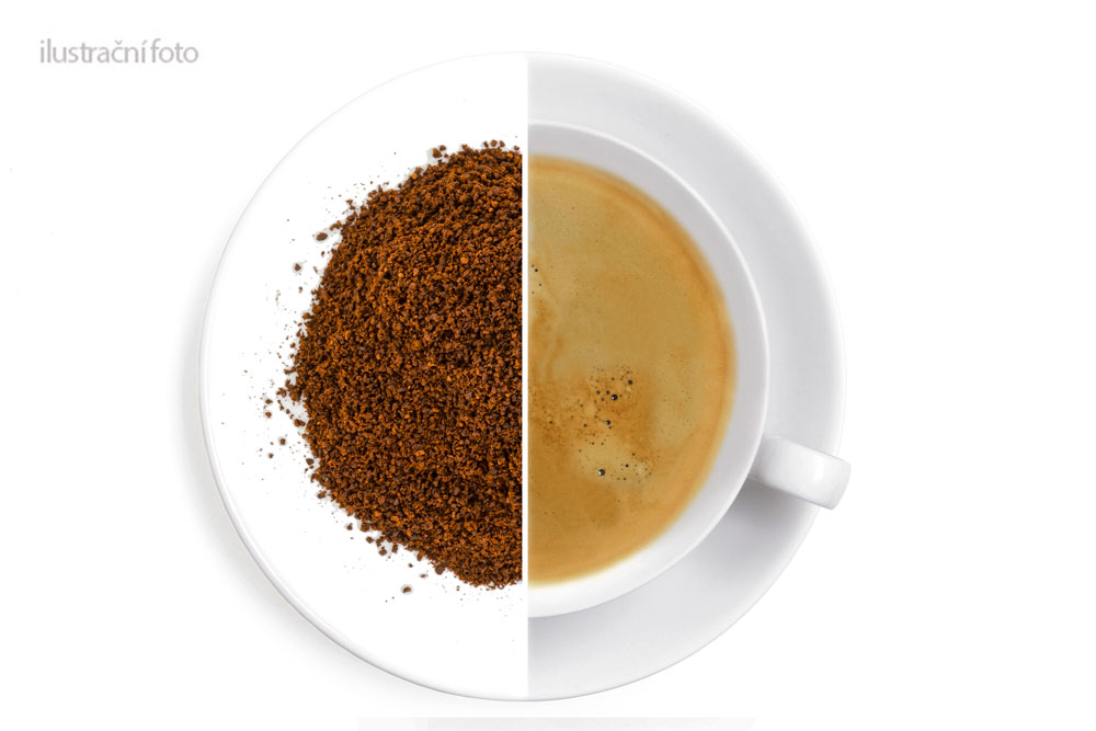 Bílý nugát 150g - káva,aromatizovaná,mletá