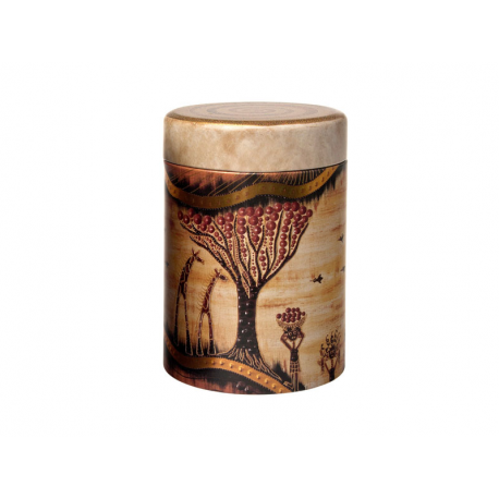 Valley of the Kings Golden 125 g caddy, round