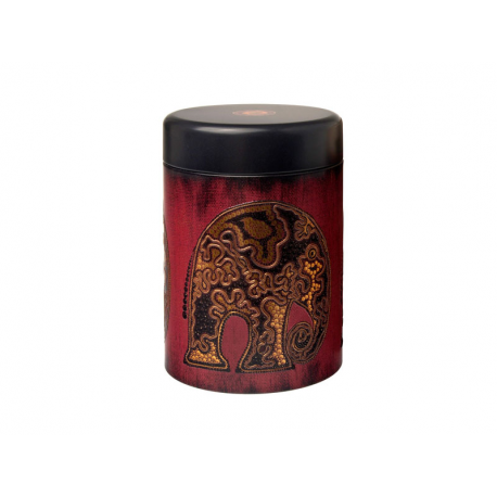 Valley of the Kings Red 125 g caddy, round