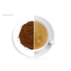Vanilka - karamel 150 g - káva,aromatizovaná,mletá
