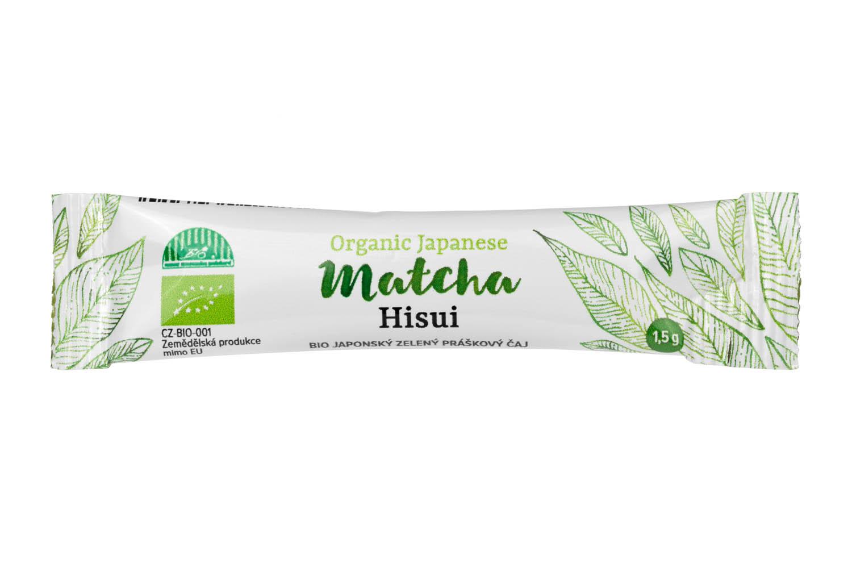 Matcha Hisui BIO 1,5 g