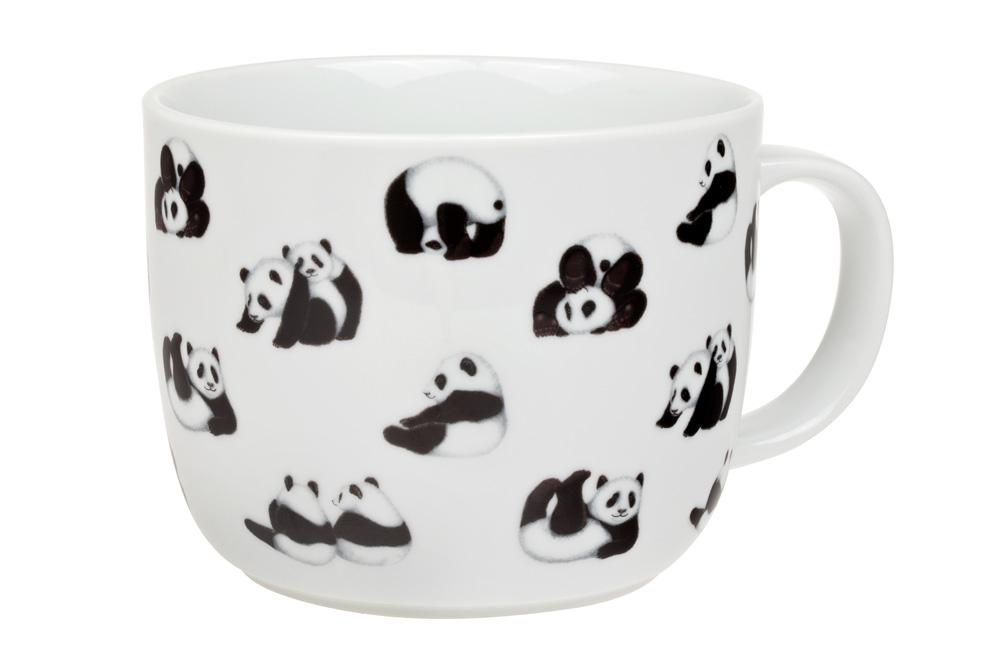 Panda - porcelain mug 0.75 l