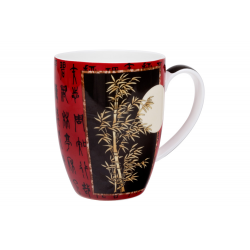 Take - bone china mug 0.4 l