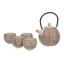 Fatima - porcelain tea set