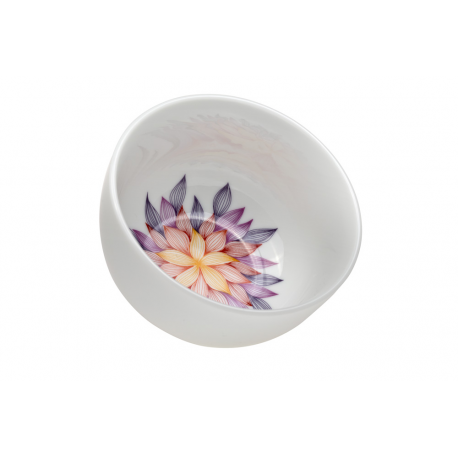 Mandala Hoffnung 0,2 l – Teeschüssel aus Porzellan